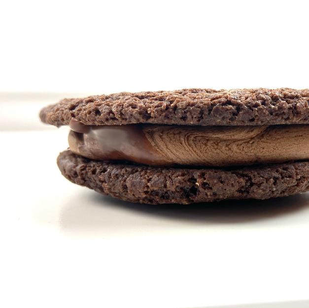 Chocolate Stuffed Cookie