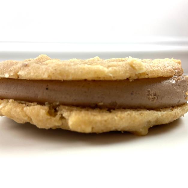 Peanut Butter Stuffed Cookie