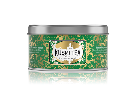 Kusmi Spearmint Green