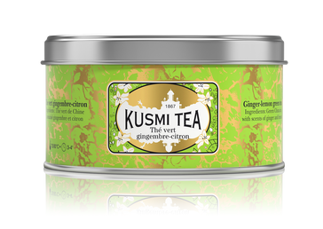 Kusmi Ginger Lemon Green