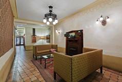 Adlon lobby seating area