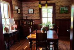 1880's house in Hudson, NY