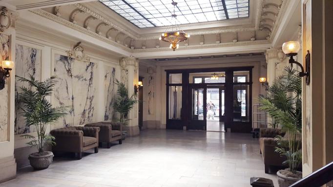 545 West 111th Street Lobby