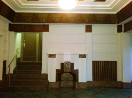 """Astoria, NY lobby """"before"""""""