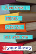 Book Spine Poetry Contest @Your Library®
