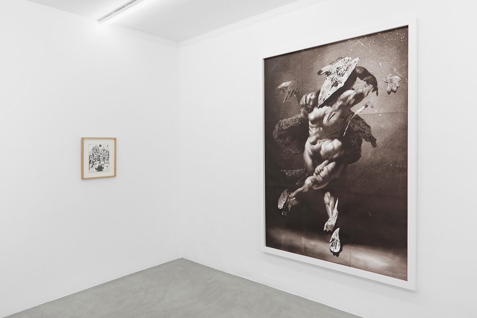 Galerie Julien Cadet Ryan Travis Christian, Christian Rex van Minnen BLUNT!