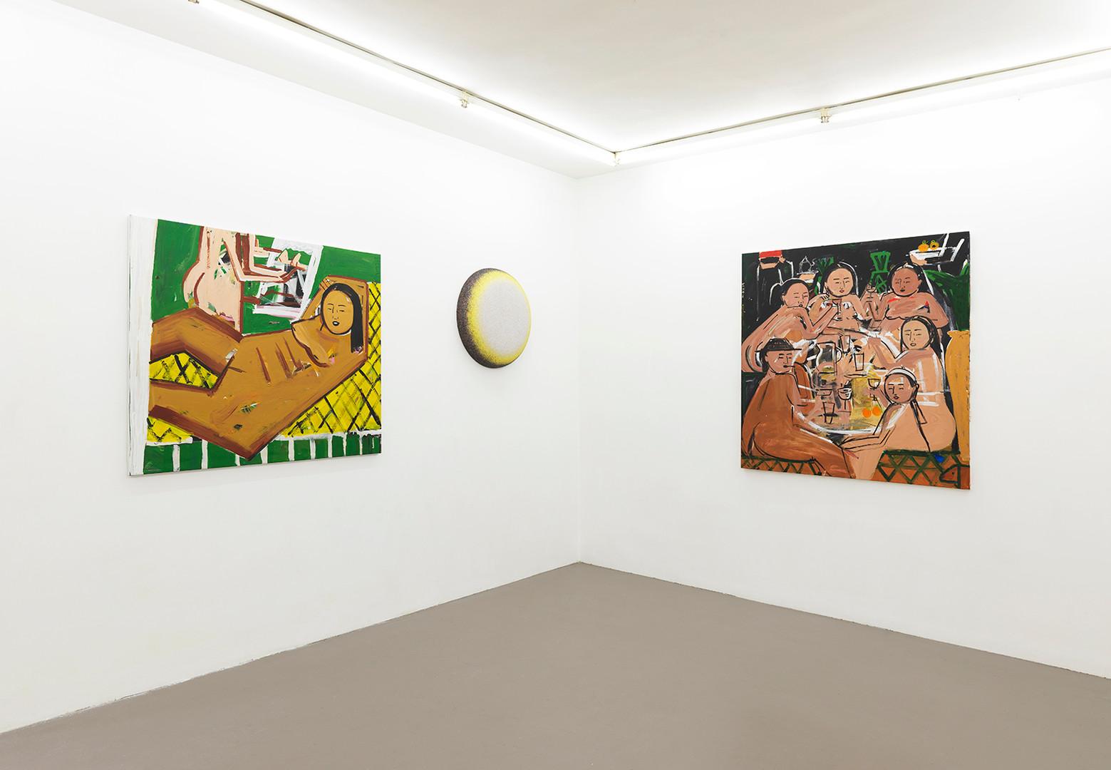 Galerie Julien Cadet Monica Kim Garza and Vincent Beaurin Cucul  © Credits photo : Patrick Gries