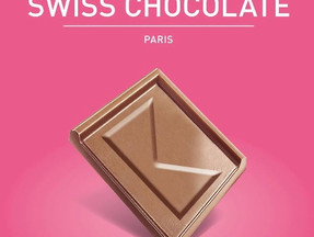 Swiss Chocolate : Kolly Gallery & Koméla Show in Paris !