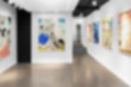 Galerie Julien Cadet Brandon Lichik Nu Digital Solo Show