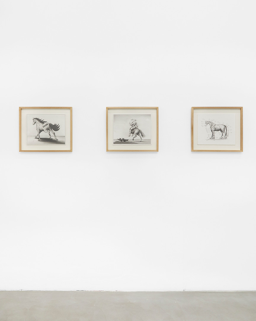 Galerie Julien Cadet Ryan Travis Christian BLUNT!