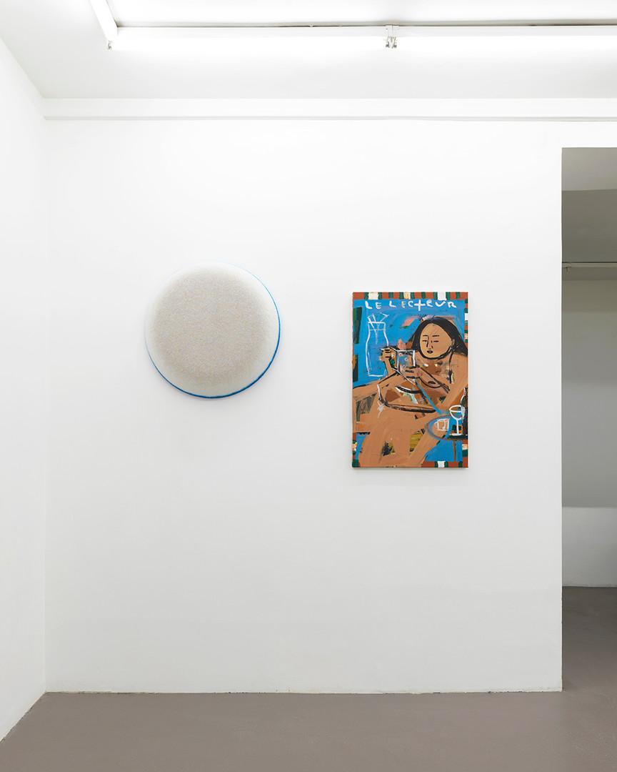 Galerie Julien Cadet Vincent Beaurin and Monica Kim Garza Cucul  © Credits photo : Patrick Gries