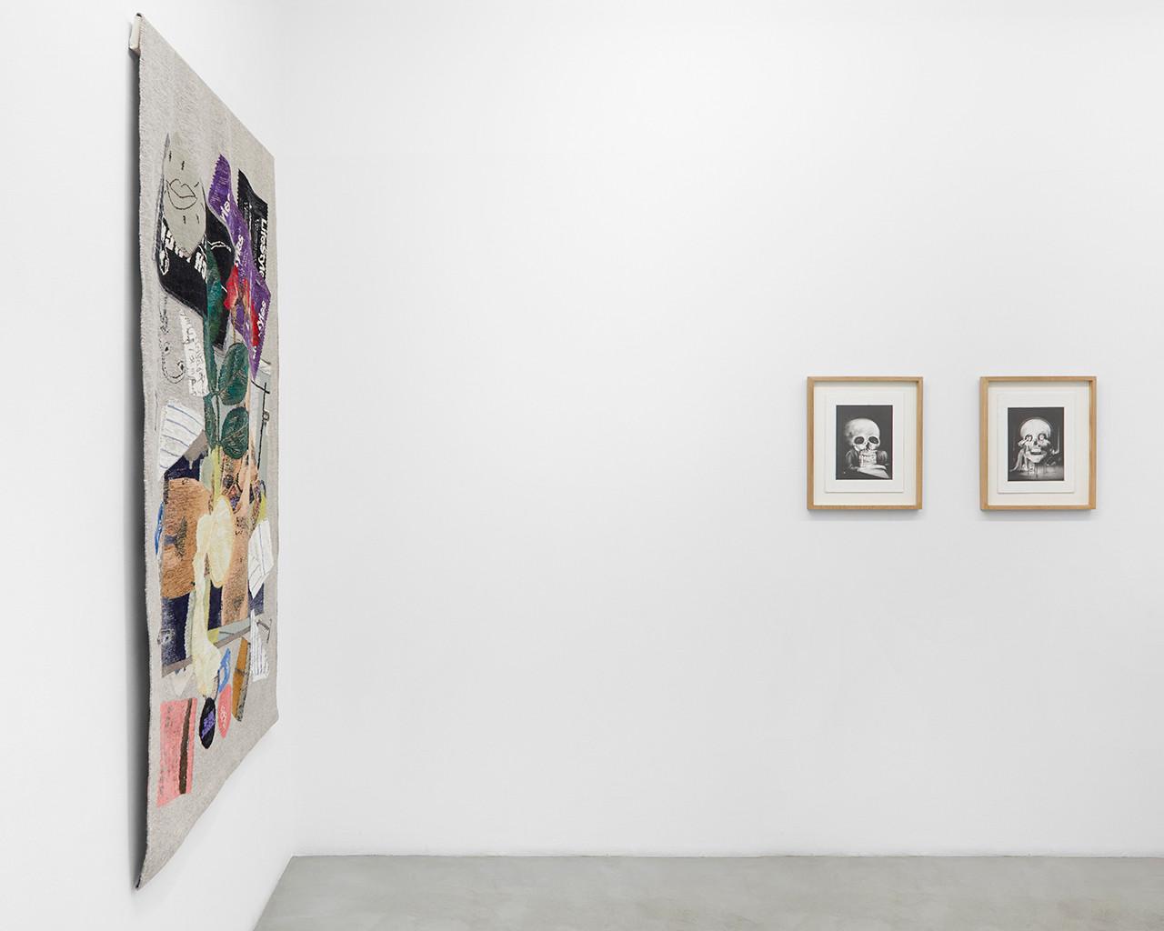 Galerie Julien Cadet Erin M. Riley, Ryan Travis Christian BLUNT!