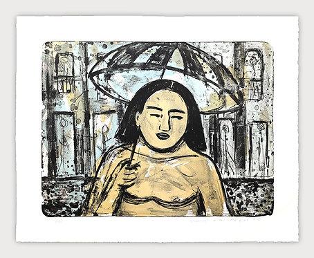 Rainy Day - Monica Kim Garza