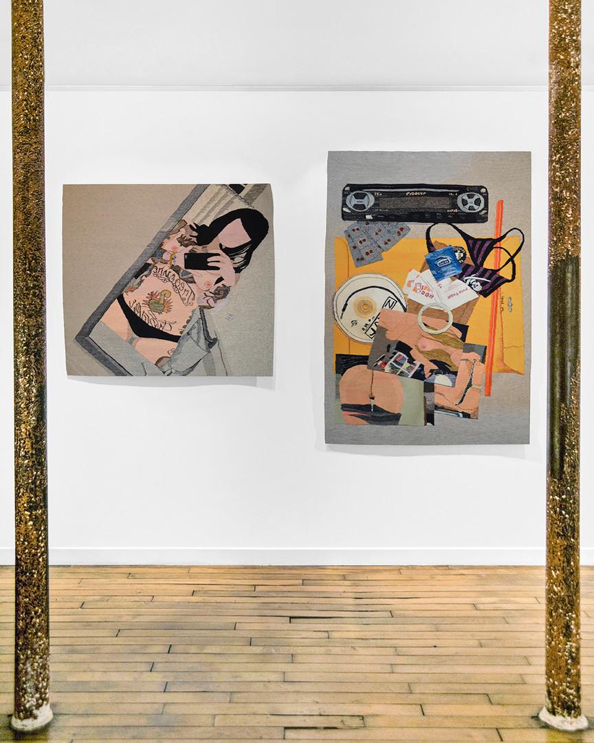 Galerie Julien Cadet Erin M. Riley Réalisme d'aujourd'hui