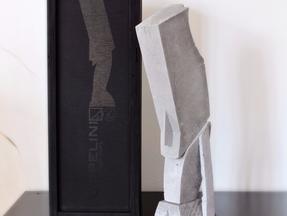 """""""Copelini"""" : concrete sculpture by Steph Cop"""
