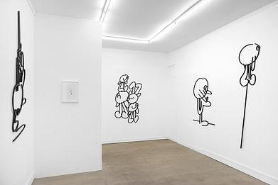 James Jarvis Galerie Julien Cadet Solo Show