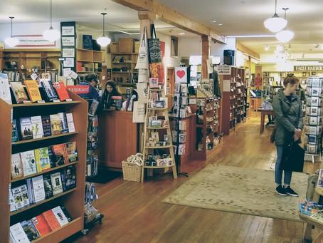 Book Tour Planning