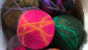 Home Hacks: DIY Dryer Balls