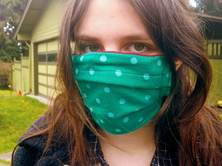 Home Hacks: DIY Reusable Cloth Masks