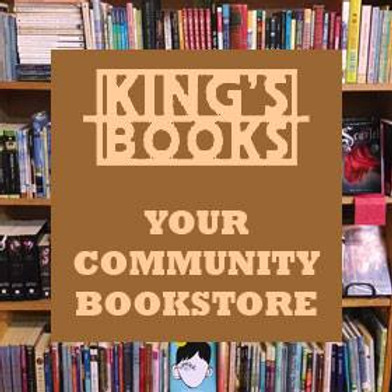 Book Event: Tacoma, WA @ King's Books