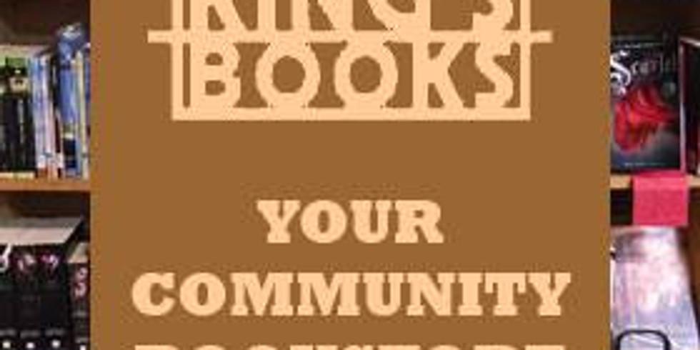 Book Event: Tacoma, WA @ King's Books