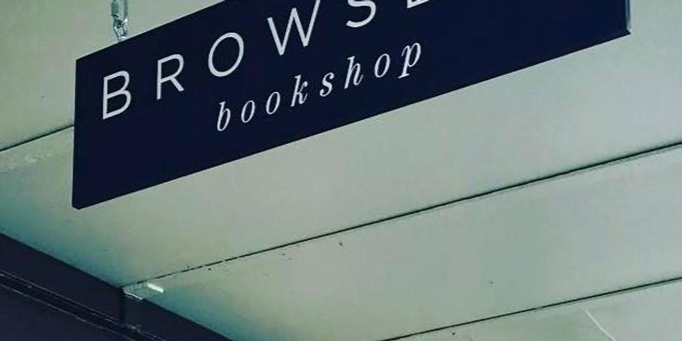 Book Tour: Olympia, WA @ Browsers Bookshop