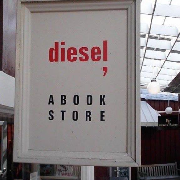 Book Tour: Brentwood & Santa Monica, CA @ DIESEL, A Bookstore