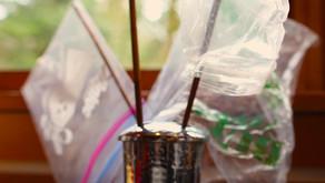 Home Hacks: DIY Plastic Bag Dryer