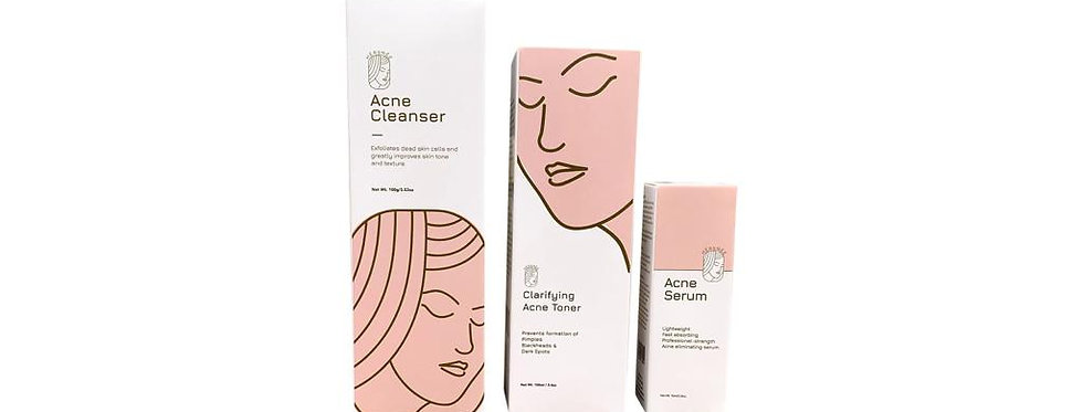 Clear Face Set