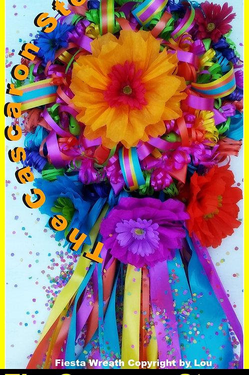 copy of Fiesta Wreath San Antonio