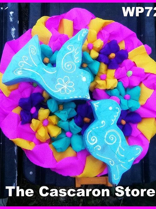 Fiesta Birds Wreaths