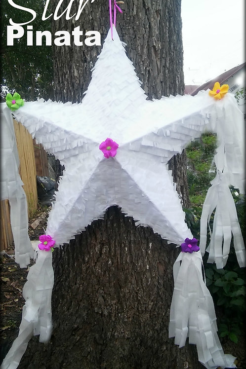 Wedding Star Pinata