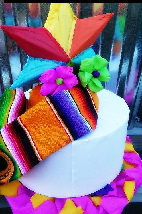 Fiesta Cake Pinata