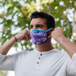 Handy Band Face Mask Wristband