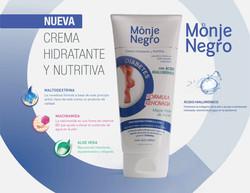 Crema Hidratante y Nutritiva - El Monje