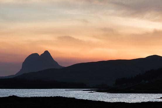 Ad Voss - Schotland Suilven 2