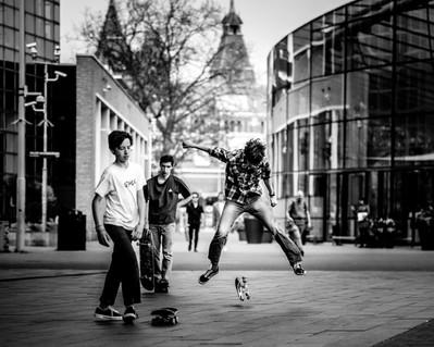 Straatfotografie Serie 1e prijs - Maarten Steunenberg 03