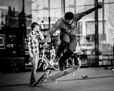 Straatfotografie Serie 1e prijs - Maarten Steunenberg 02