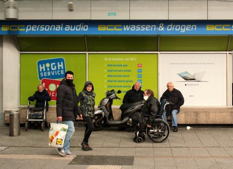 10e Plaats - Serie Straatfotografie 9 maart 2021