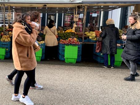 4e/5e Plaats - Serie Straatfotografie 9 maart 2021