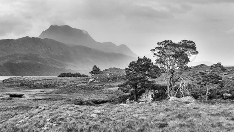 Ad Voss - Schotland Slioch