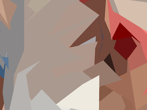 Abstract Serie EV - Zen van Bommel 1