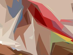Abstract Serie EV - Zen van Bommel 3
