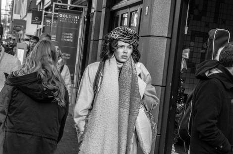 Straatfotografie Solo 2e Prijs - Paul de Meijer