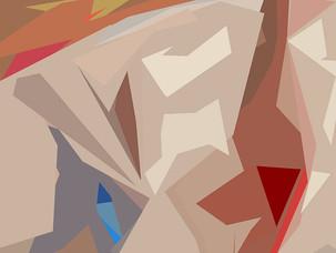 Abstract Serie EV - Zen van Bommel 2