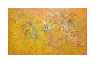 Abstract N12, 90 x150 cm, oil on canvas