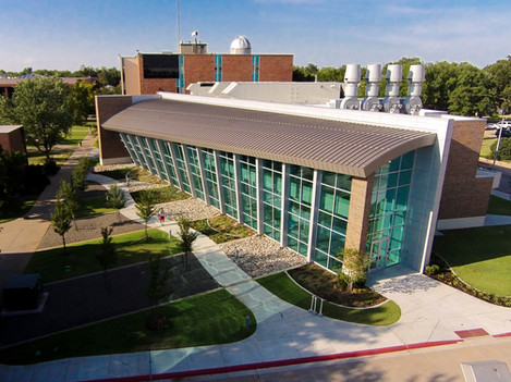 J.D. & Mary West Science Laboratory