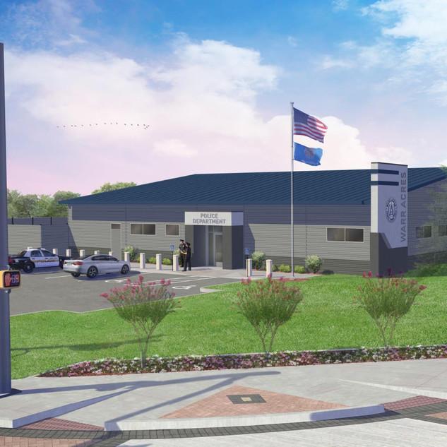 Warr Acres Police Station