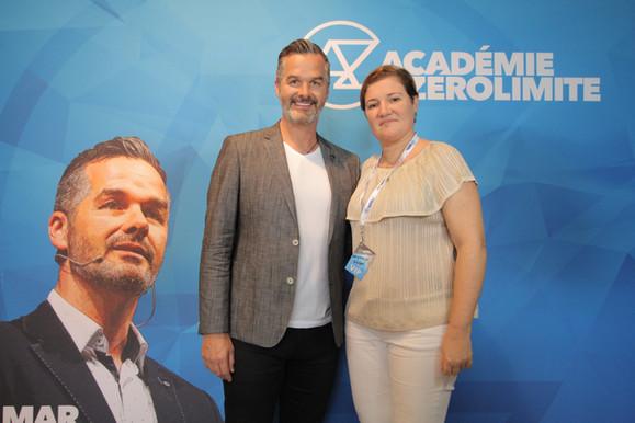 Séminaire Académie Zéro Limite avec Martin Latulippe - Paris Juin 2018
