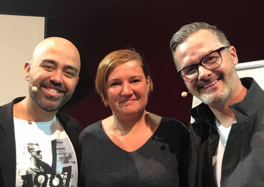 Neurobusiness School Live Mars 2019 -  Yannick Alain & Martin Latulippe